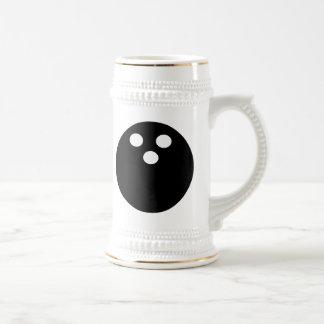 Bowling Ball Coffee Mugs