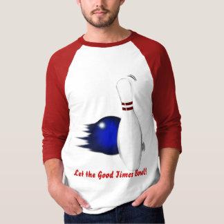 Bowling Ball & Pin Sportslovers Fun  T-Shirt