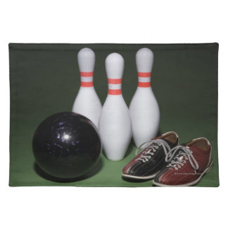 Bowling Ball Placemat