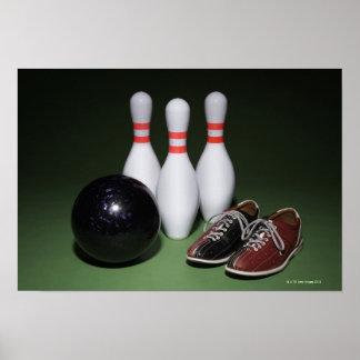 Bowling Ball Print
