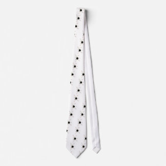 Bowling Ball Sketch Neck Tie