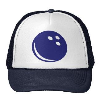 Bowling Ball Trucker Hat