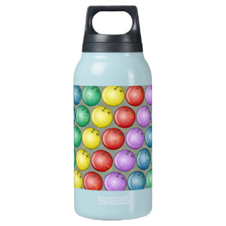 BOWLING BALLS INSULATED WATER BOTTLE