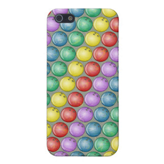 BOWLING BALLS iPhone SE/5/5s COVER