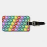 BOWLING BALLS TAG FOR BAGS