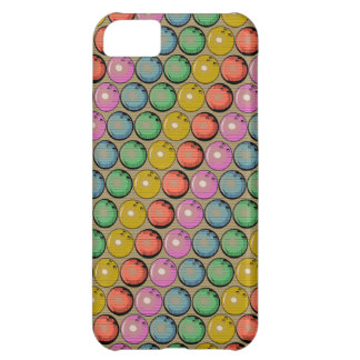 BOWLING BALLS TECH DESIGN iPhone 5C COVER