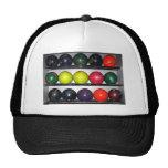 Bowling Balls Trucker Hats
