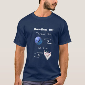 Bowling Basics T-Shirt