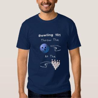 Bowling Basics T-shirts
