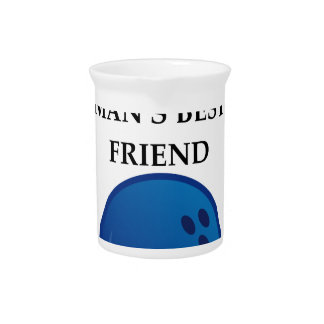 bowling beverage pitcher