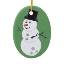 Bowling Bowlers Christmas Gifts Ornament