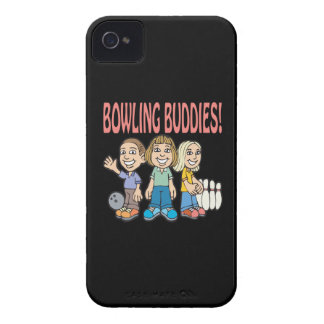 Bowling Buddies iPhone 4 Cover