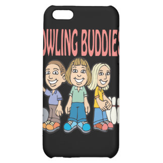 Bowling Buddies iPhone 5C Cases
