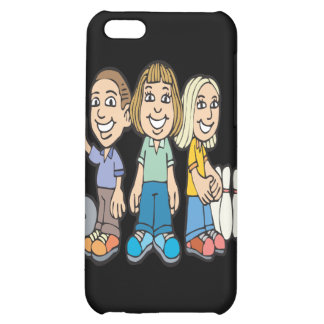 Bowling Buddies Case For iPhone 5C