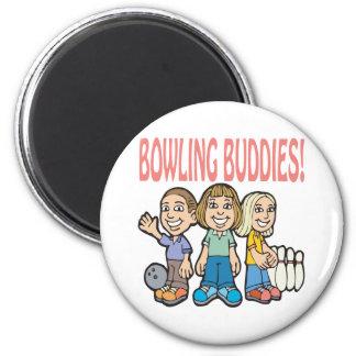 Bowling Buddies Magnet