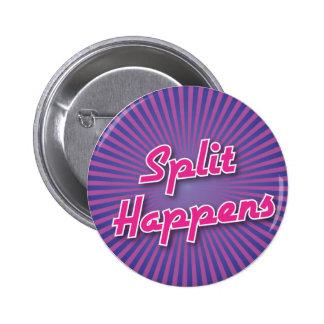 Bowling Button: Split Happens Button