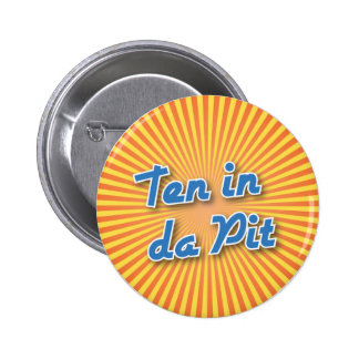 Bowling Button: Ten In Da Pit