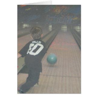 Bowling Card! Card