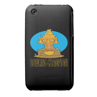 Bowling Champion Case-Mate iPhone 3 Case