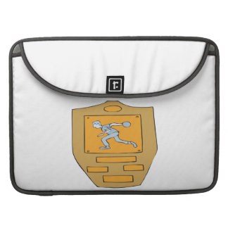 Bowling Champion Sleeve For MacBook Pro