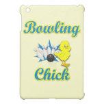 Bowling Chick #2 iPad Mini Cases