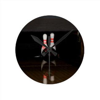 Bowling Clock