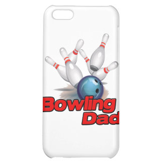 Bowling Dad (strike).png iPhone 5C Case