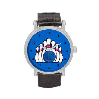 Bowling Design Watch