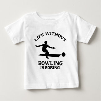 Bowling DESIGNS Baby T-Shirt