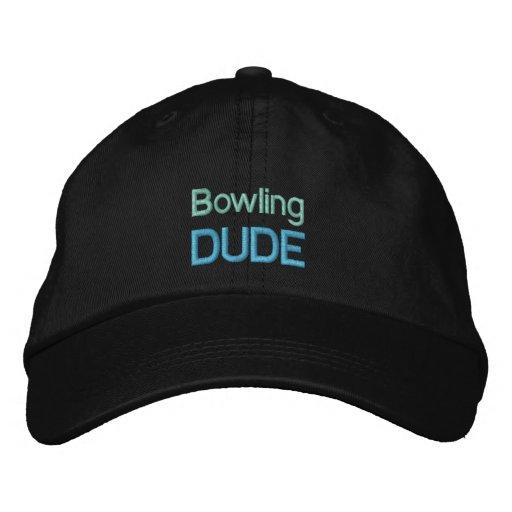 BOWLING DUDE cap