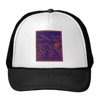 Bowling Electrify Trucker Hat