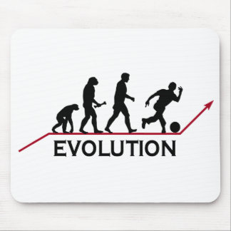 Bowling Evolution Mouse Pad