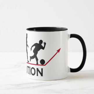 Bowling Evolution Mug