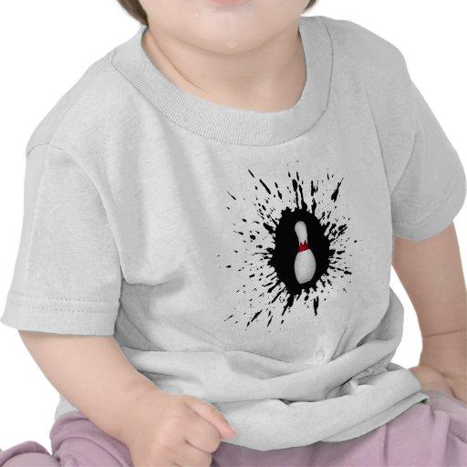Bowling  Explosion 2 T-shirts