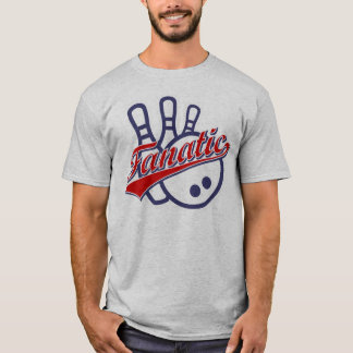 Bowling Fanatic T-Shirt