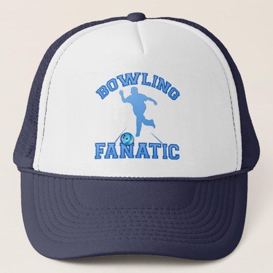 BOWLING FANATIC TRUCKER HAT