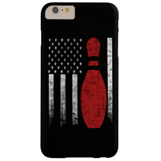 Bowling Flag Barely There iPhone 6 Plus Case