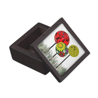 Bowling Flower Patch Gift Box