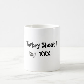 bowling_flt4, Turkey Shoot !   XXX Coffee Mug