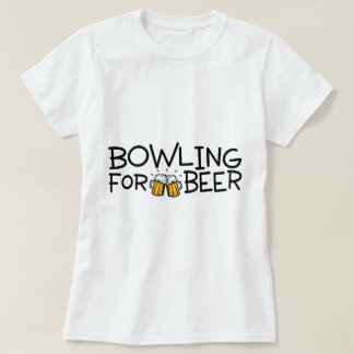 Bowling For Beer T-Shirt