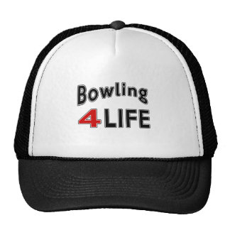 Bowling For Life Trucker Hat