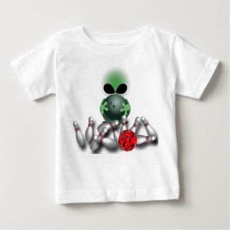 Bowling fun shirt
