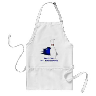 BOWLING Gear for Bowlers Collection Adult Apron