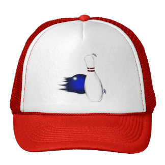 BOWLING Gear for Bowlers Collection Trucker Hat