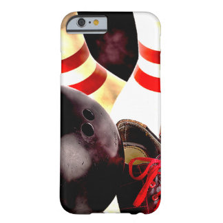 Bowling Gear Grunge Style Barely There iPhone 6 Case