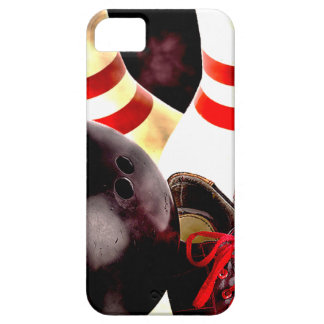 Bowling Gear Grunge Style iPhone SE/5/5s Case