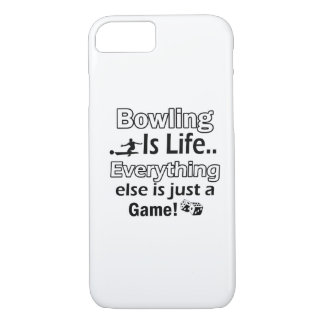 Bowling gift items iPhone 7 case