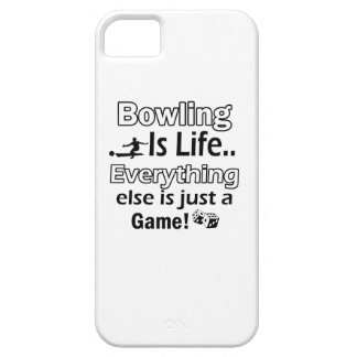 Bowling gift items iPhone SE/5/5s case
