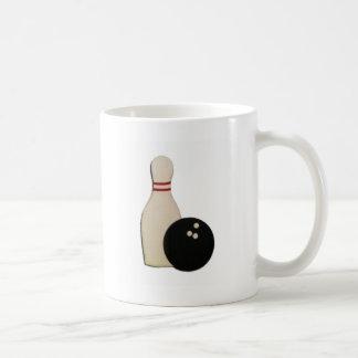 BOWLING GIFTS CLASSIC WHITE COFFEE MUG