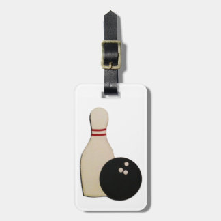 BOWLING GIFTS LUGGAGE TAG